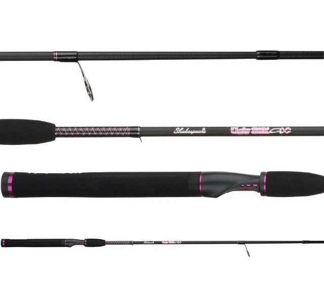 Shakespeare usldsp502ul ugly stik gx2 ladies spinning rod for Ladies fishing rods