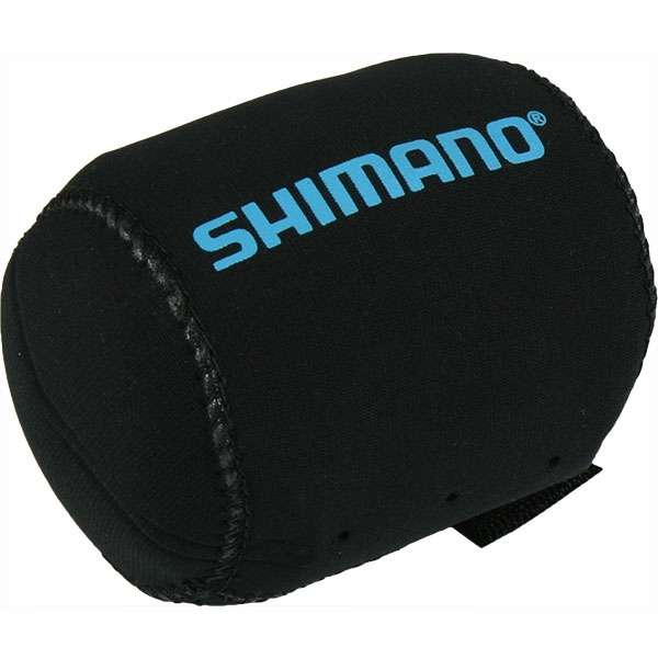 Shimano anrc850a neoprene baitcast reel cover large for Fishing reel covers