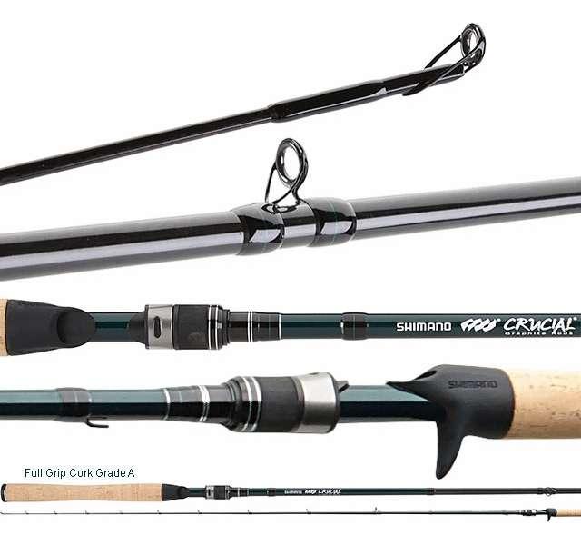 Shimano Crcs711Hb Crucial B Swimbait Casting Rod-8771