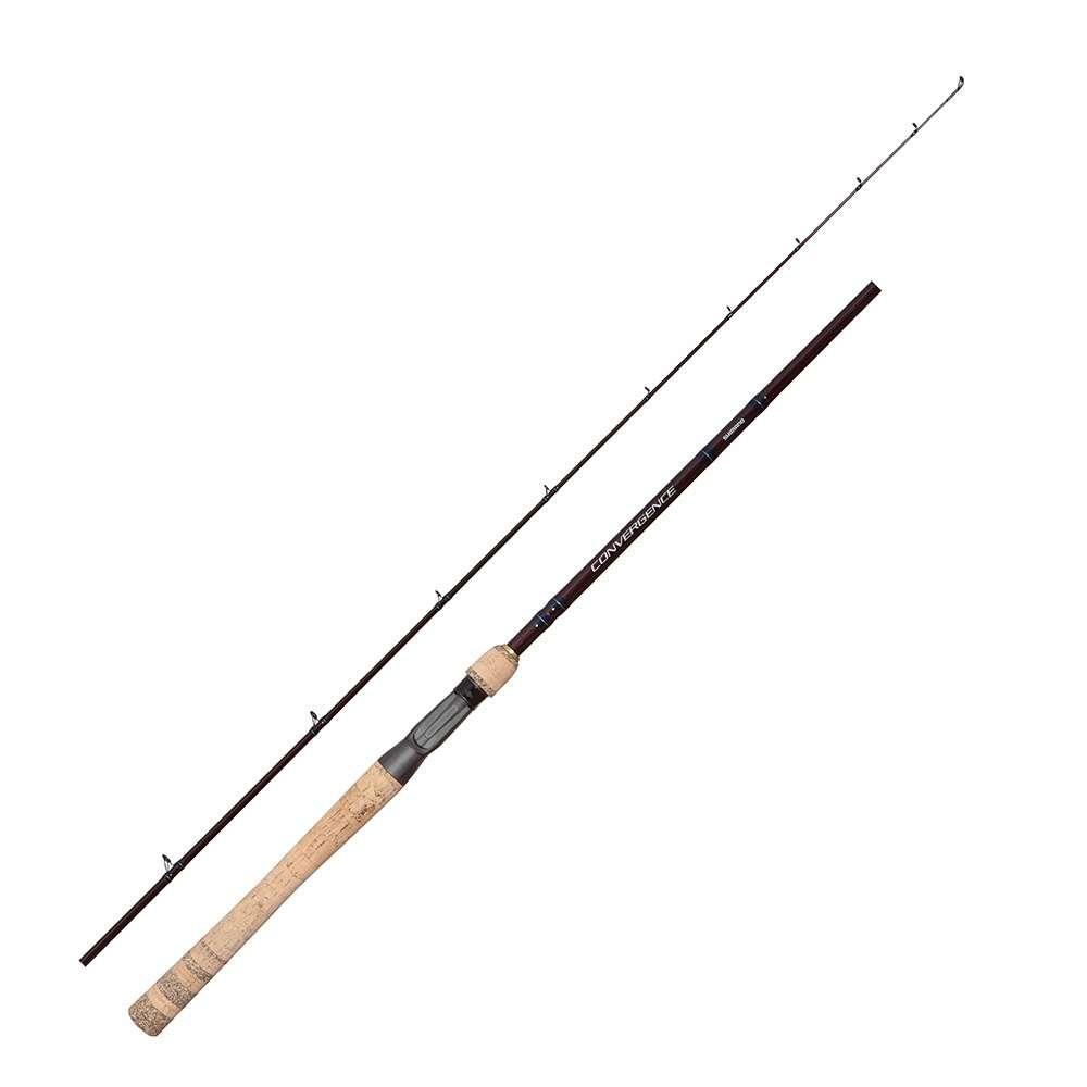 Shimano cvc70mhc convergence casting rod tackledirect for Shimano fishing rods