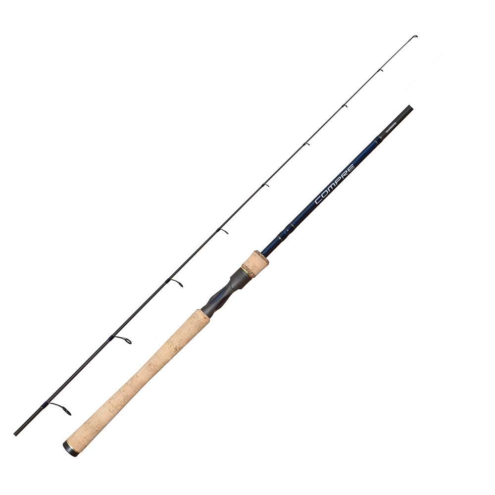 Shimano freshwater compre spinning rods tackledirect for Freshwater fishing rods