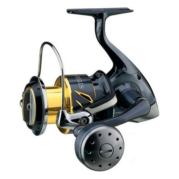 Shimano stella swb stl5000swbpg saltwater spinning reel for Stella fishing reel