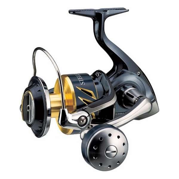 Shimano stella swb stl8000swbhg saltwater spinning reel for Stella fishing reel