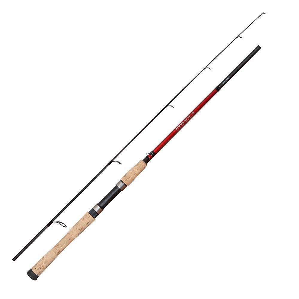 Shimano sts66mhb stimula spinning rod tackledirect for Spinning fishing rods