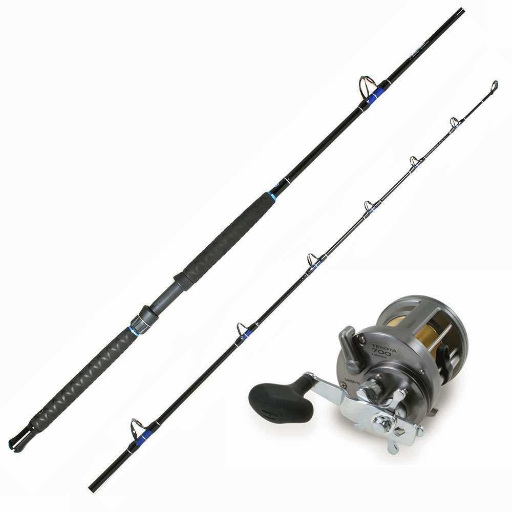 Shimano tek700 tekota tackledirect custom combo tackledirect for Saltwater fly fishing combo