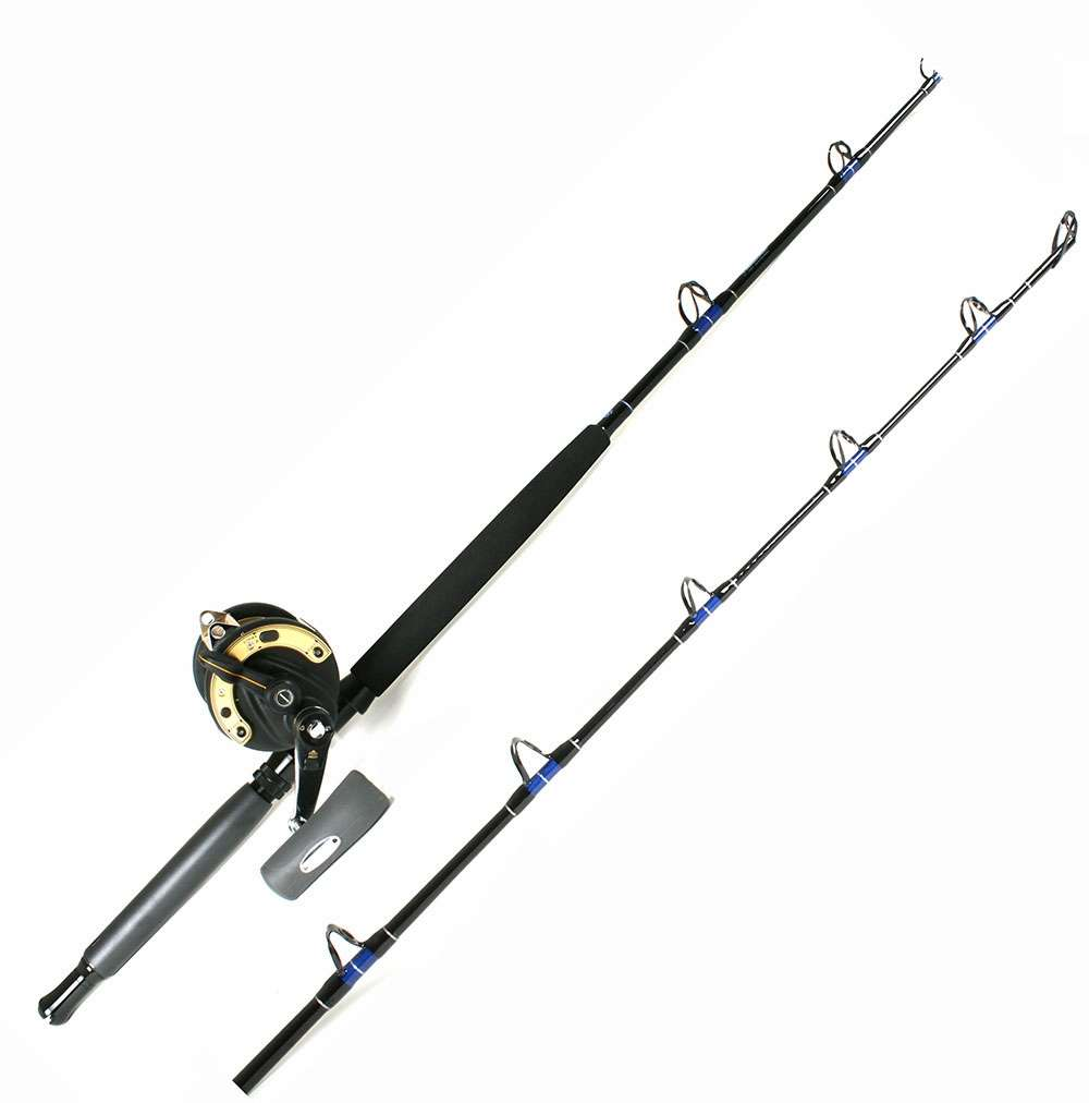 Shimano tld50iilrsa reel td rod conventional combo for Best all around fishing rod