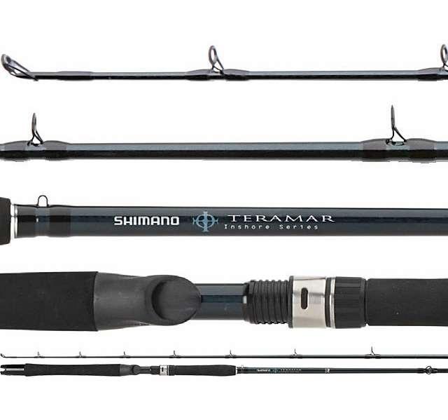 Shimano Teramar Inshore Northeast 7ft Casting Rod