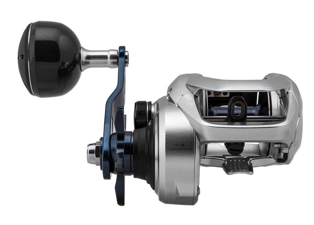 Shimano trx401ahg tranx baitcasting reel tackledirect for Baitcasting fishing reels
