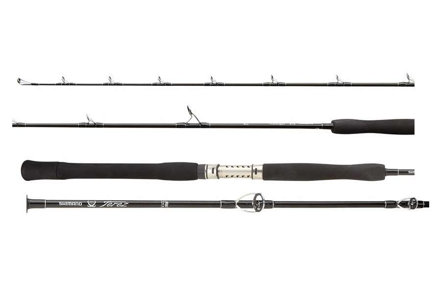Shimano Terez Conventional Fishing Rod Black -