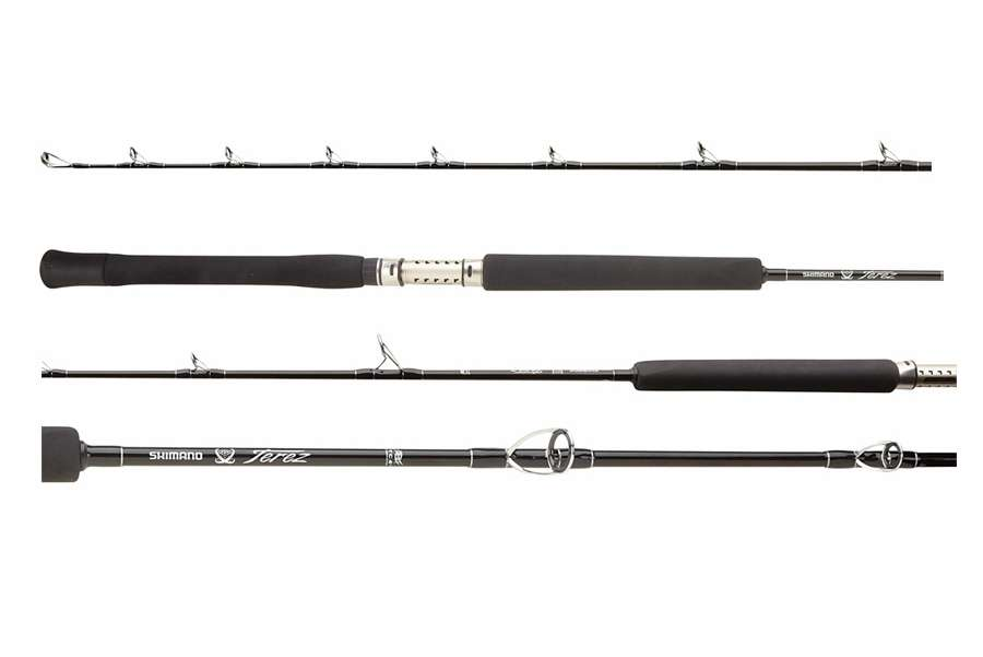 Shimano TZCX66XHBLK Terez Conventional Fishing Rod Black