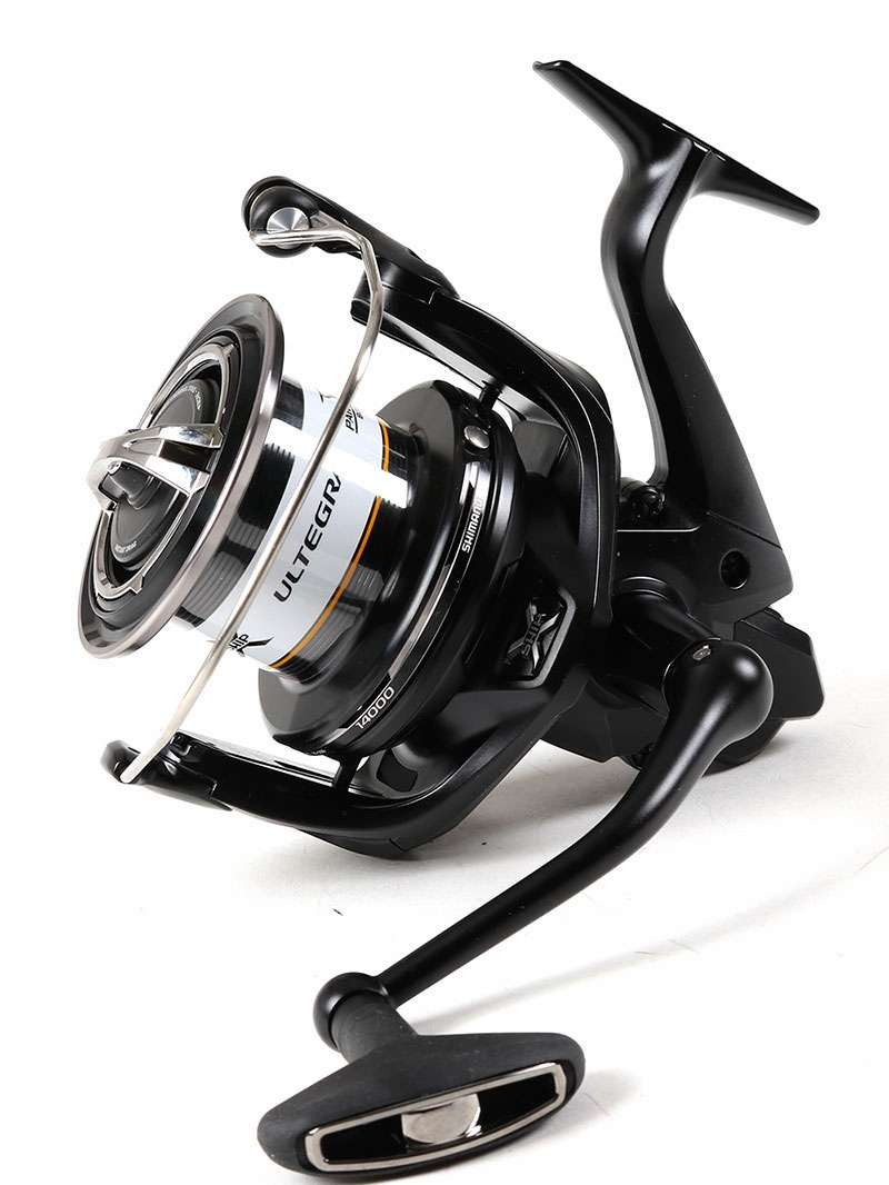 Shimano ultegra xtd surf spinning reels tackledirect for Surf fishing reel