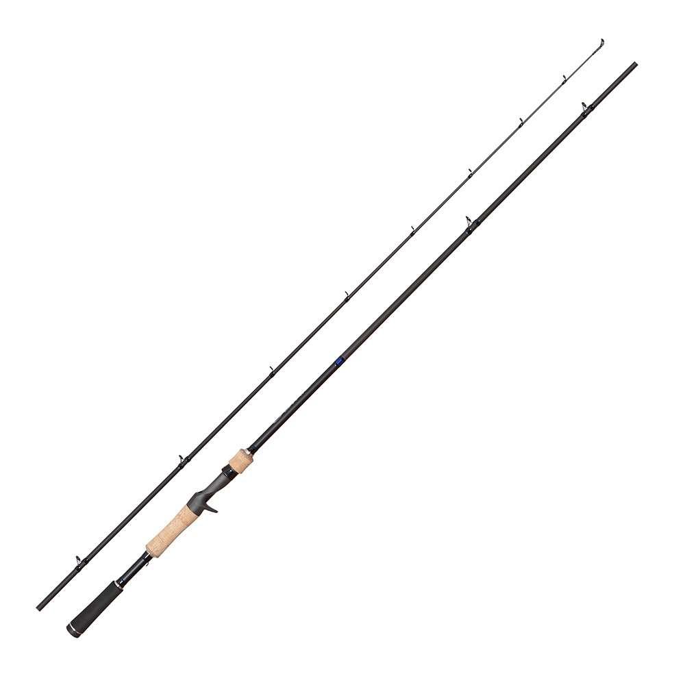Shimano xac610m exage bass casting rod tackledirect for Shimano fishing rods