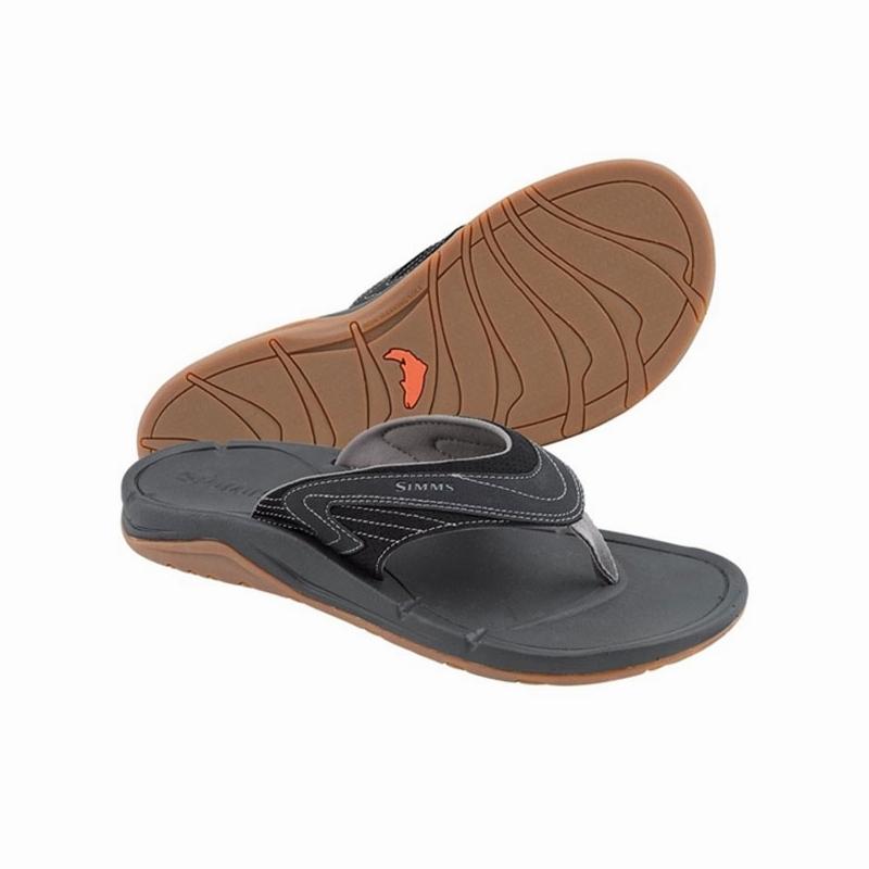 e72b463316aa Simms PG-10476 Atoll Flip Sandals