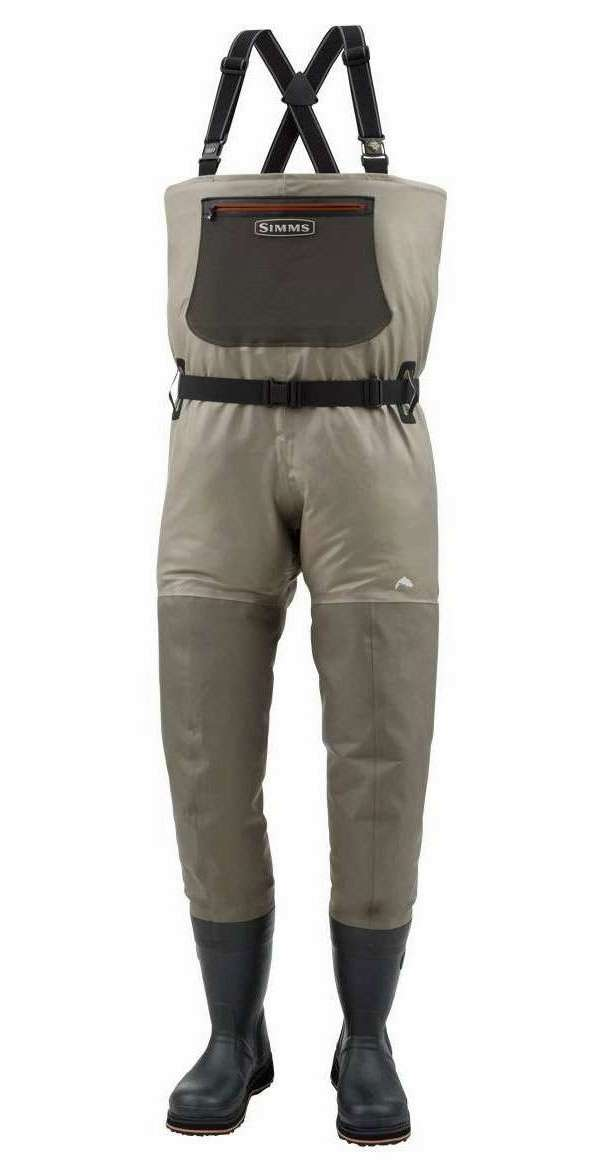Airflo Airtex Zip Breathable Stocking Foot Chest Waders