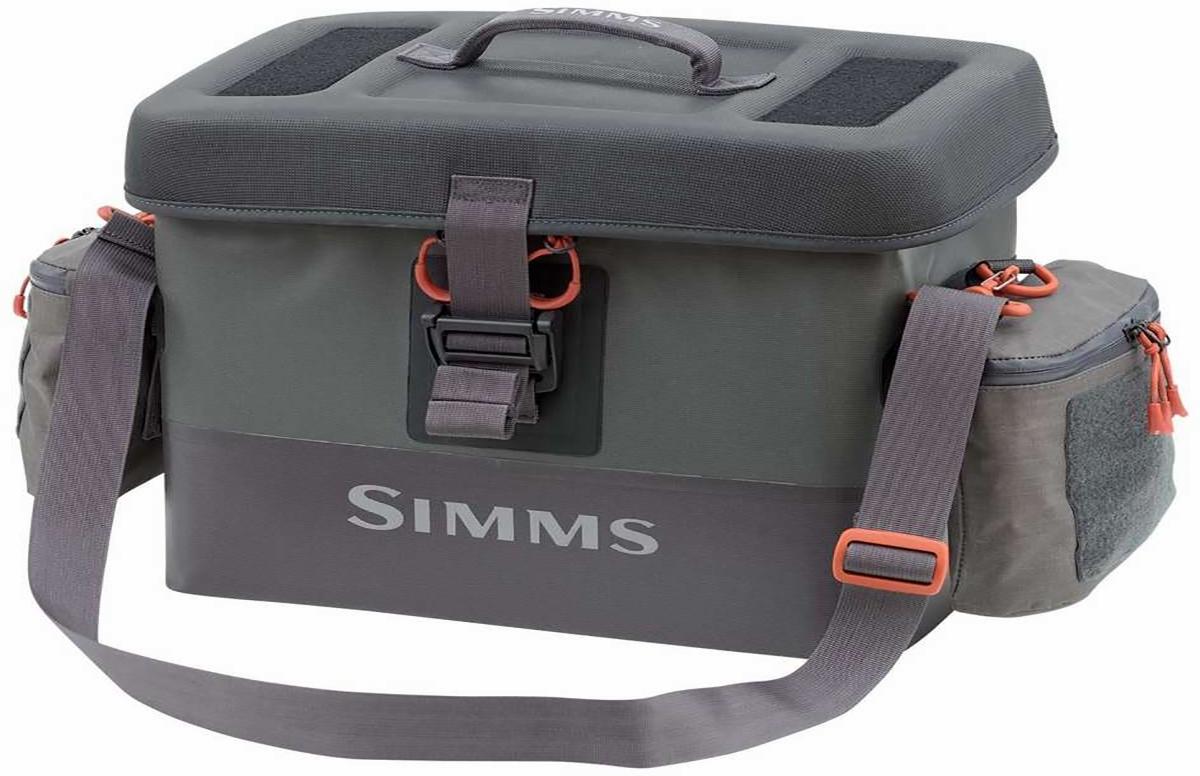 420D Waterproof Nylon PG-11790 26L Simms Dry Creek Fishing Boat Bag Medium