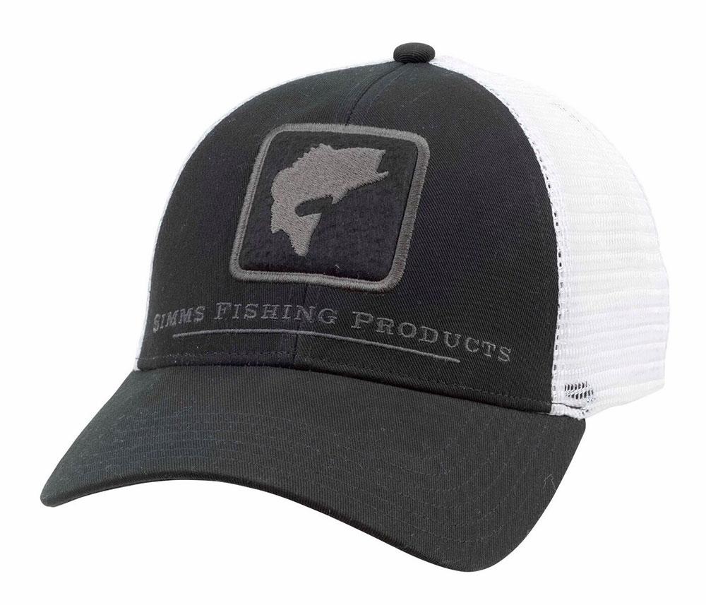 64ddb88863a04 Simms Bass Trucker Hats