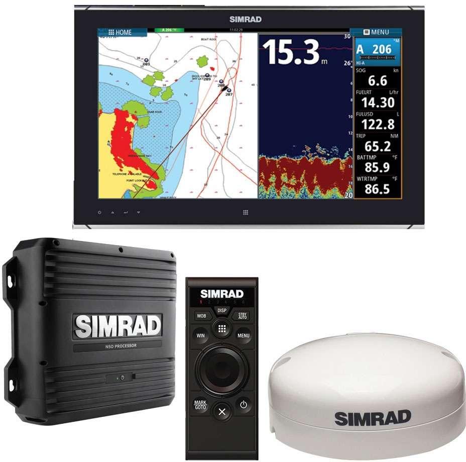 Simrad 000-13566-001 NSO evo2 Single 19