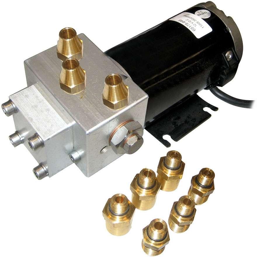 Simrad RPU80 All Regions Reversible Pump -