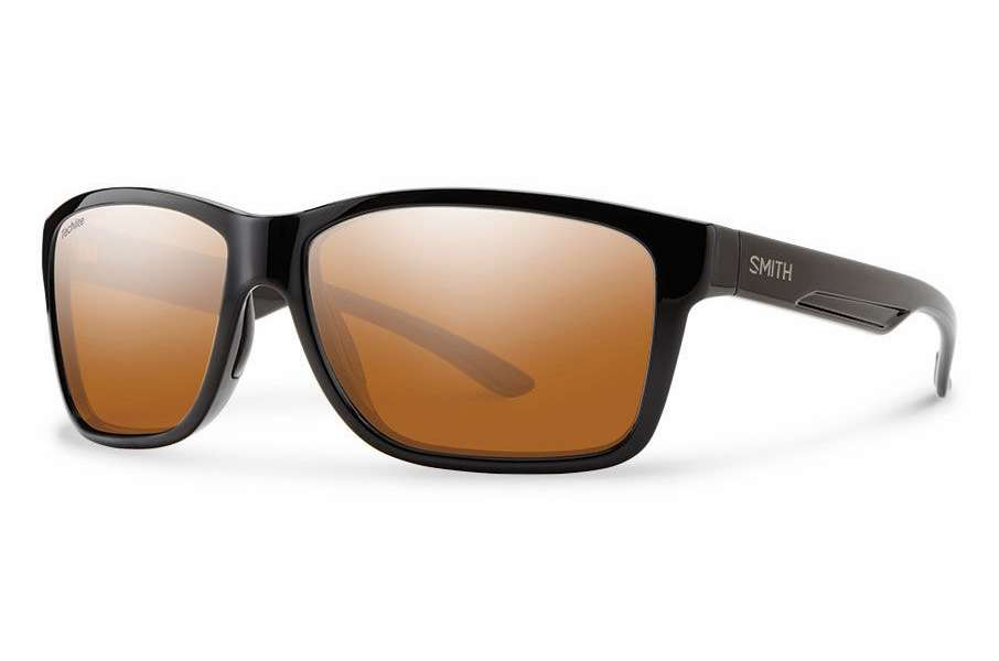 Smith optics dkgppcmbk drake sunglasses tackledirect for Smith fishing sunglasses