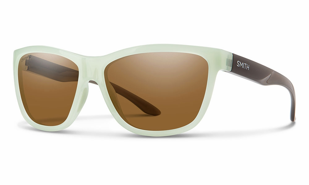 04870dca0f14 Smith Optics Eclipse Sunglasses - Icesmoke Polar Brwn - TackleDirect