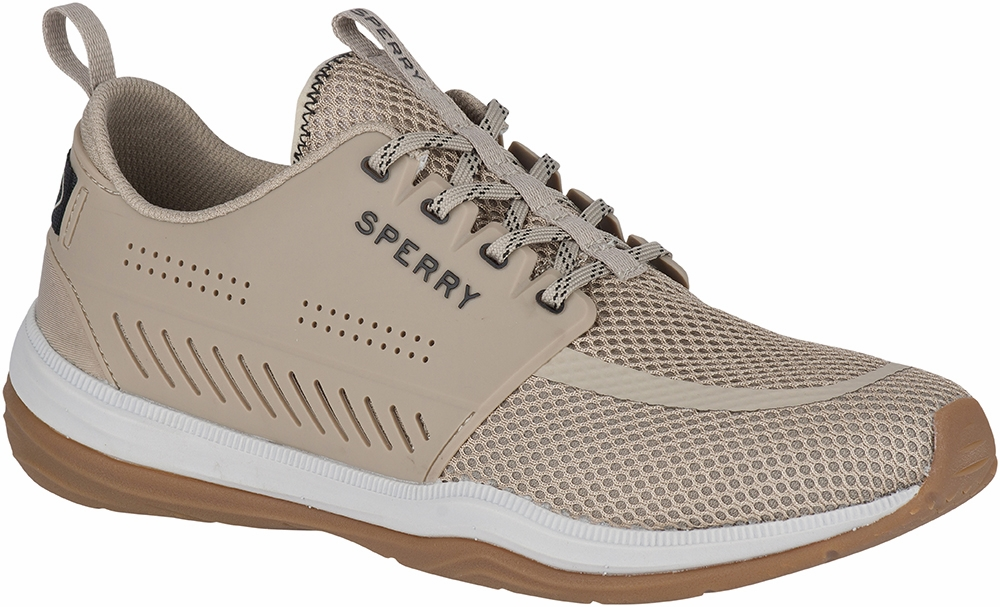 Sperry H2O Skiff Shoe - Taupe - 7