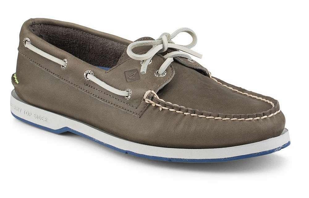 Sperry Women S Authentic Original  Eye Boat Shoe Grey
