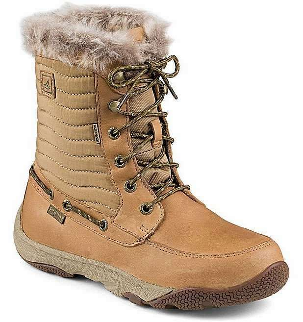f2f6c48ab136 Sperry Top-Sider Women s Winter Harbor Boots
