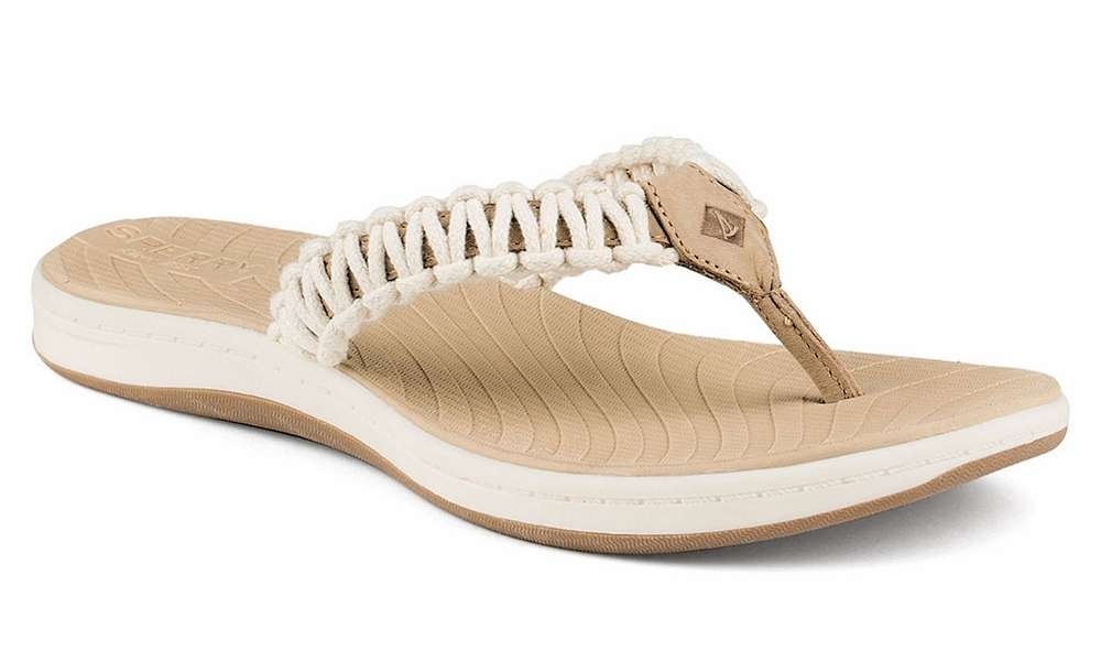 7d0c9f1df2ea Sperry Women s Seabrook Current Thong Sandals