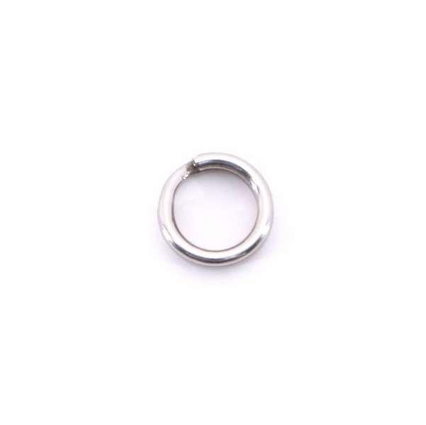 Spro Stainless Split Rings-Pack of 10