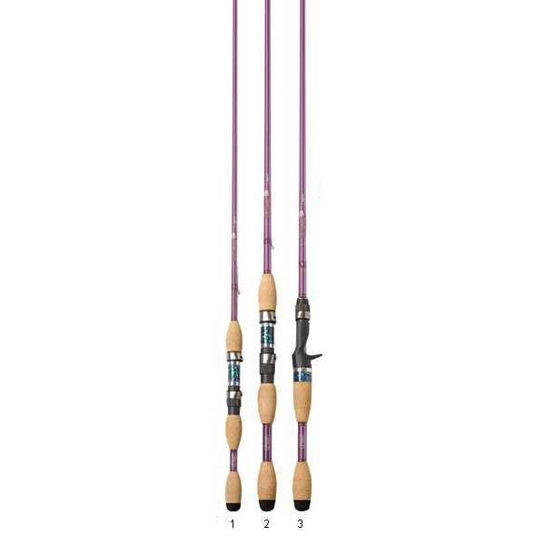 St croix aps63mlxf avid pearl spinning rods for St croix fishing poles