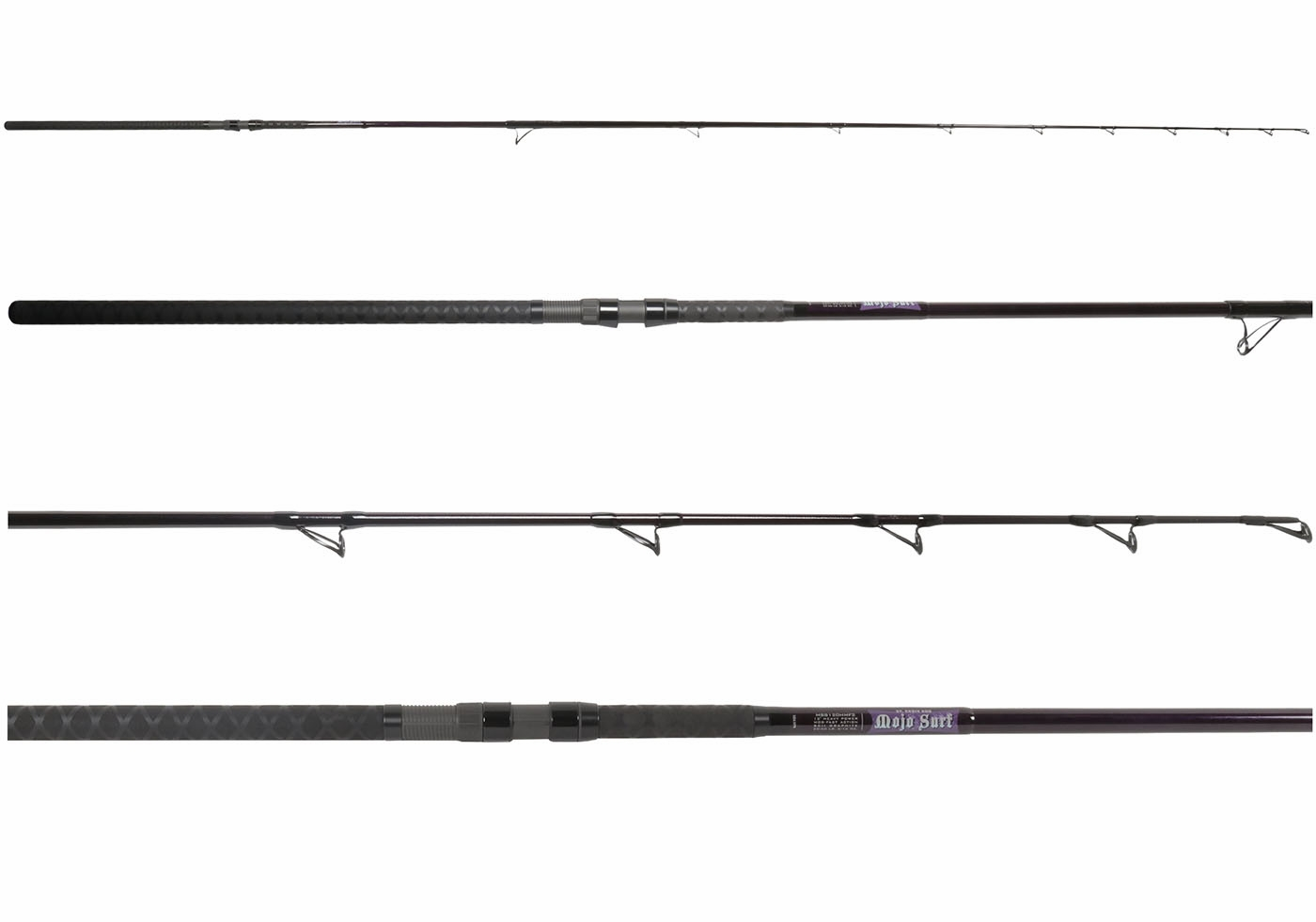 St Croix Mss120hmf2 Mojo Surf Spinning Rod