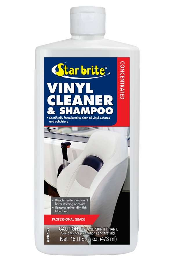 Star Brite Concentrated Vinyl Cleaner Amp Shampoo Tackledirect
