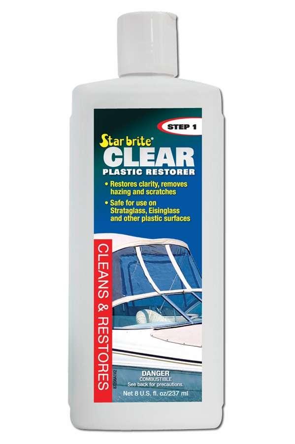 Star Brite Clear Plastic Restorer