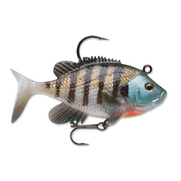 Storm wildeye live bluegill lures tackledirect for Bluegill fishing tackle