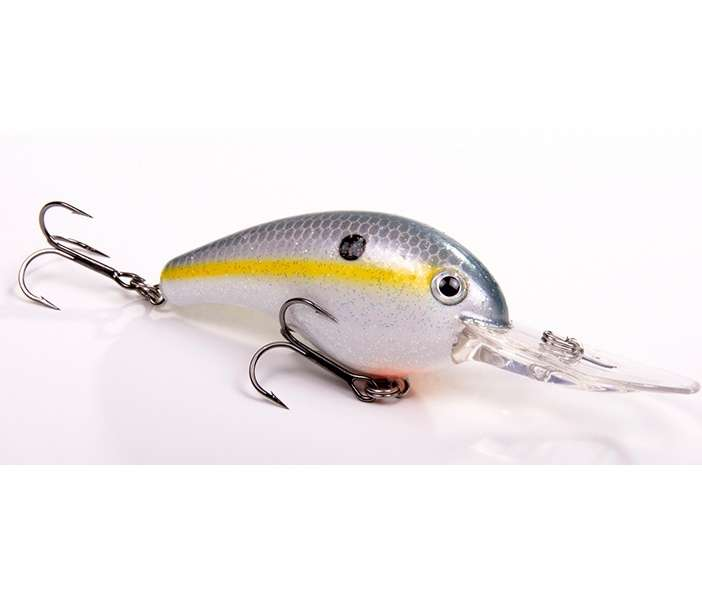 Strike king sexy shad series 5