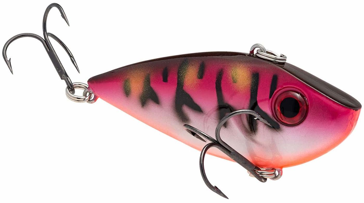 Strike King Red Eye Shad - 1/2oz - Crawfish