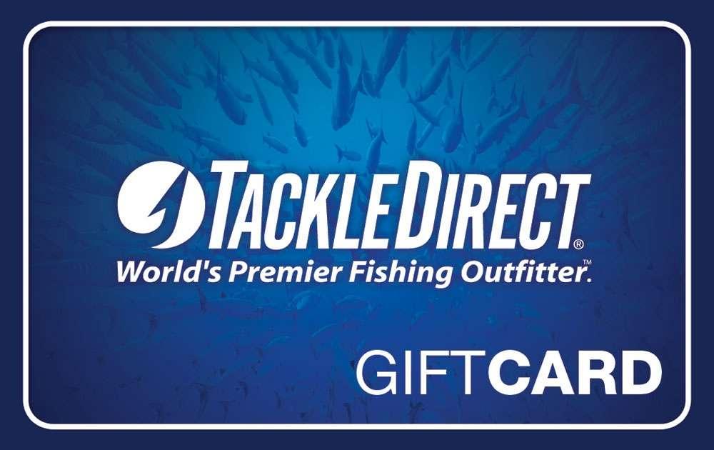 Tackledirect giftcard 100