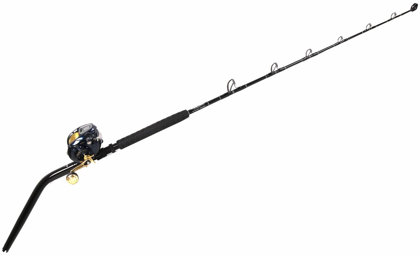 f9627732959 Shimano Beastmaster BM9000/ TackleDirect Platinum Hook TDPS6105080WTSIC-UB2  Daytime Swordfish Combo