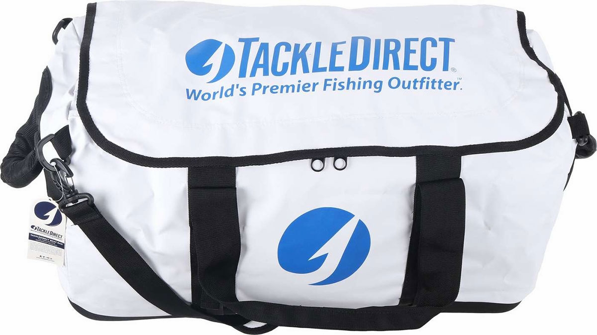 2a6e4414fba9 TackleDirect Waterproof Boat Bag