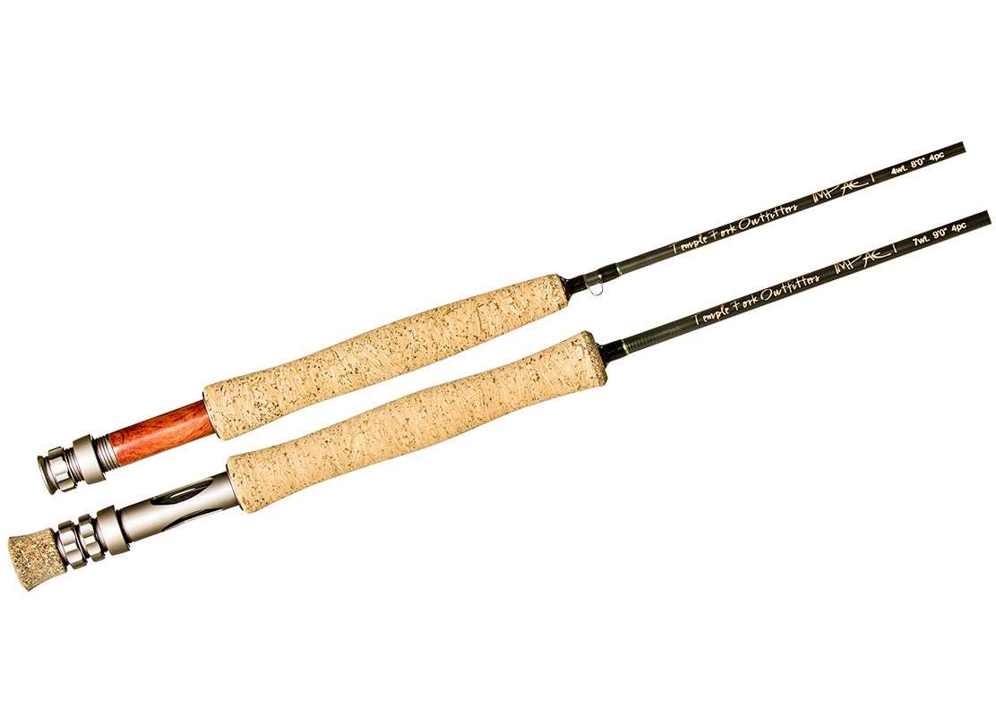Temple Fork Outfitters Impact Series Fly Rods Tackledirect