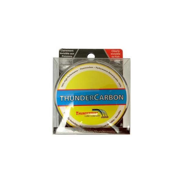 Thundermist flu 6 thundercarbon line 200 yd 6 lb for Fishing tackle tester