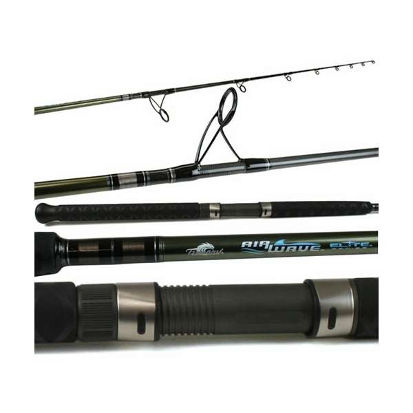 Tsunami airwaves elite braid spinning rods tackledirect for Tsunami fishing rods