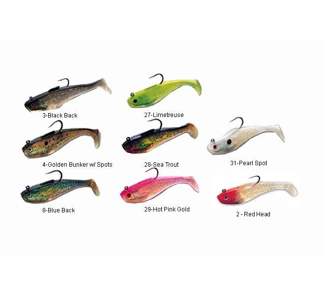 LUCKY CRAFT JAPAN Area/'s 3//16-07115616 Red Shad