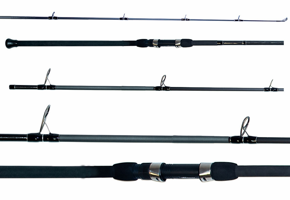 Choose Power, 7/' - 12/' Tsunami Trophy Spinning Surf Rods Series II