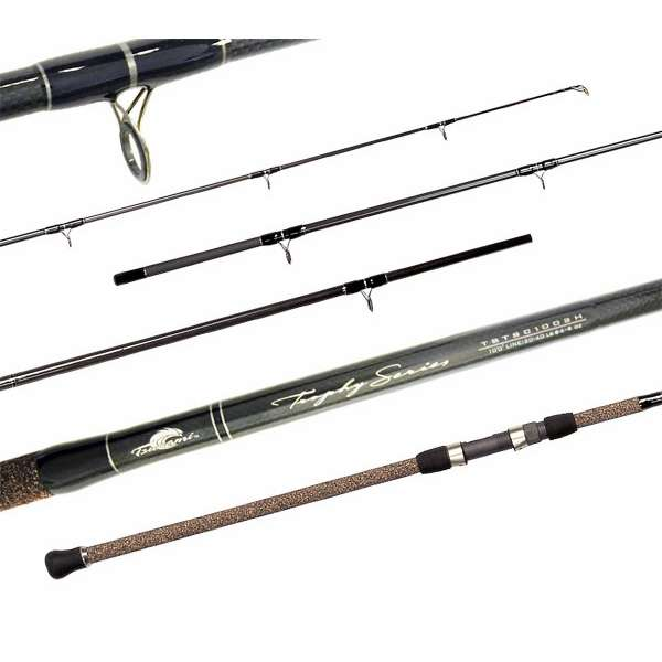 Tsunami tstsc 1002h trophy surf casting rod tackledirect for Tsunami fishing rods