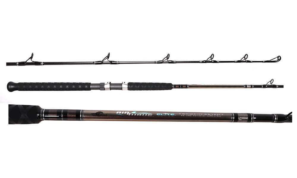 Tsunami tsawebc 661xhj airwaves elite braid casting rod for Tsunami fishing reels