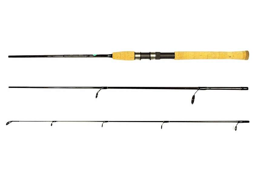 Tsunami tscs 703m travel kayak inshore rod tackledirect for Tsunami fishing reels