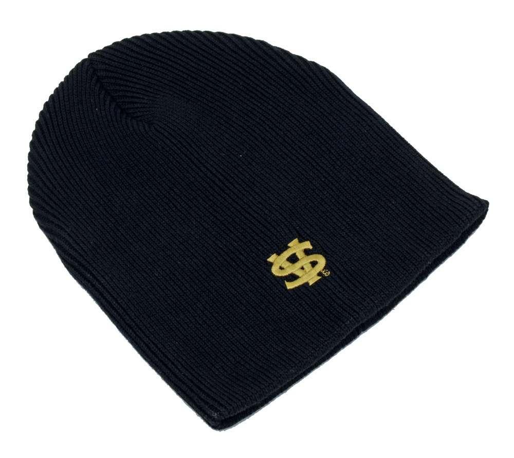 Van Staal VSBEANIE Knit Logo Beanie  0e3481fbc37