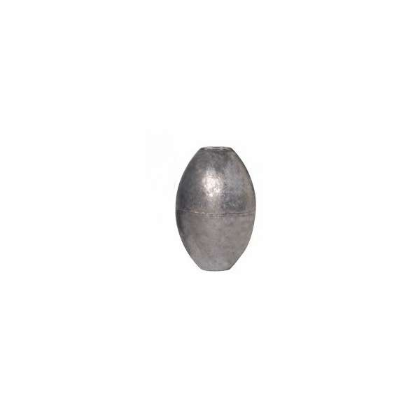 1//8 oz EGG SINKERS 50 OR 100 PK FREE SHIPPING WATER GREMLIN MADE IN USA