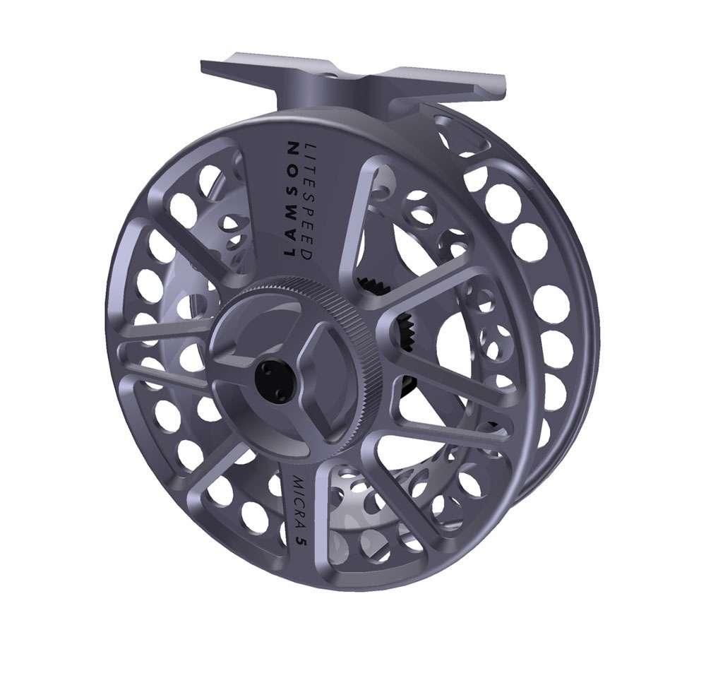 Waterworks lamson litespeed micro 5 fly reel spools for Micro fishing reel